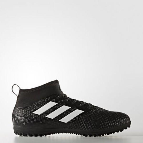 Adidas Ace 17.3 Primemesh Turf Homme Core Black/Footwear White/Night Metallic Football Chaussures NO: BB1756