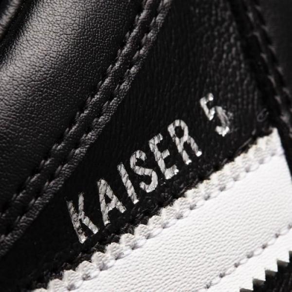 Adidas Kaiser 5 Goal Homme Black/Footwear White Football Chaussures NO: 677358