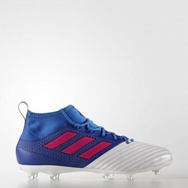 Adidas Ace 17.2 Primemesh Terrain Souple Homme Blu...