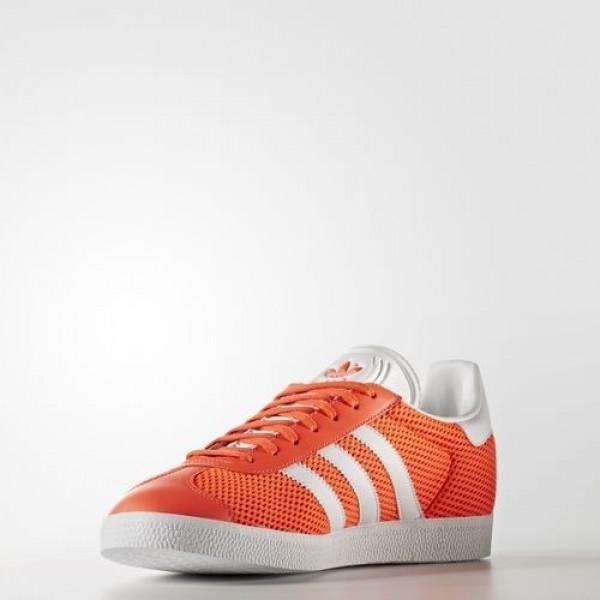 Adidas Gazelle Femme Solar Red/Footwear White Originals Chaussures NO: BB2760