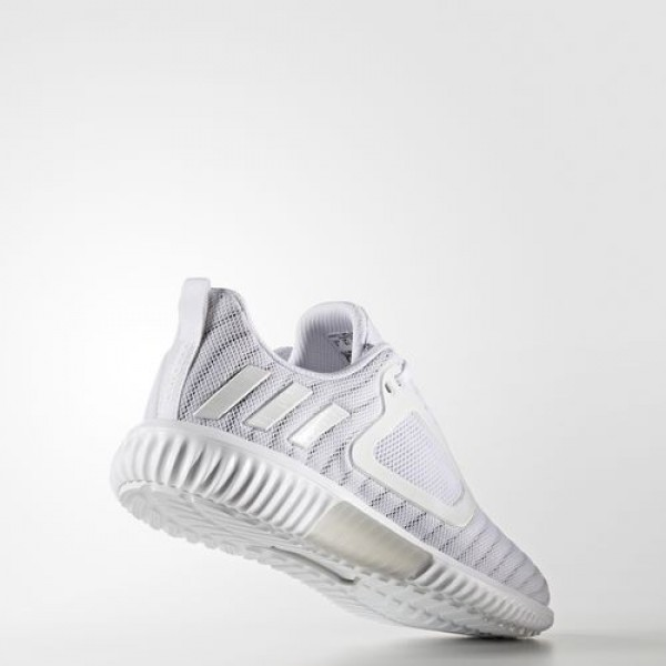 Adidas Climacool Femme Footwear White/Silver Metallic Running Chaussures NO: BY2353