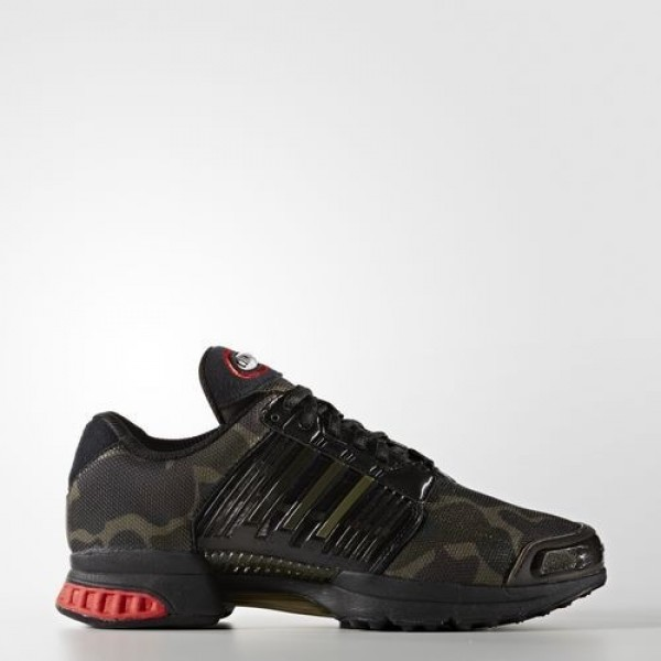 Adidas Climacool 1 Homme Core Black/Olive Cargo/Ni...