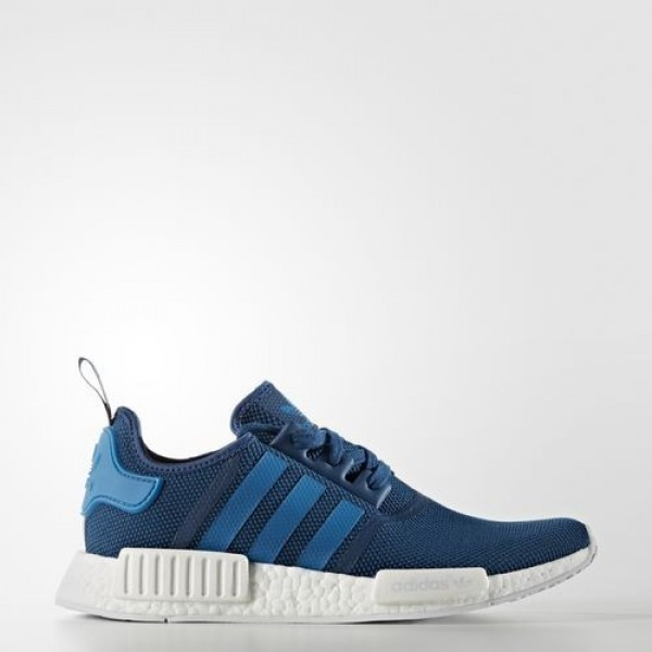 Adidas Nmd_R1 Homme Tech Steel/Unity Blue/ White O...
