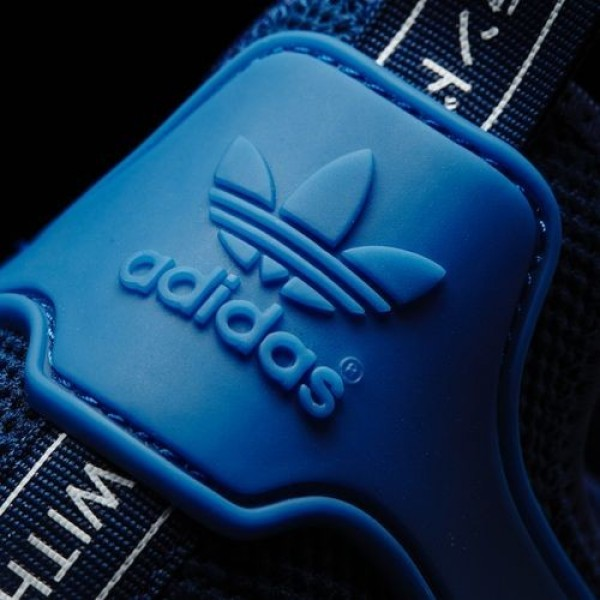 Adidas Nmd_R1 Homme Tech Steel/Unity Blue/ White Originals Chaussures NO: S31502