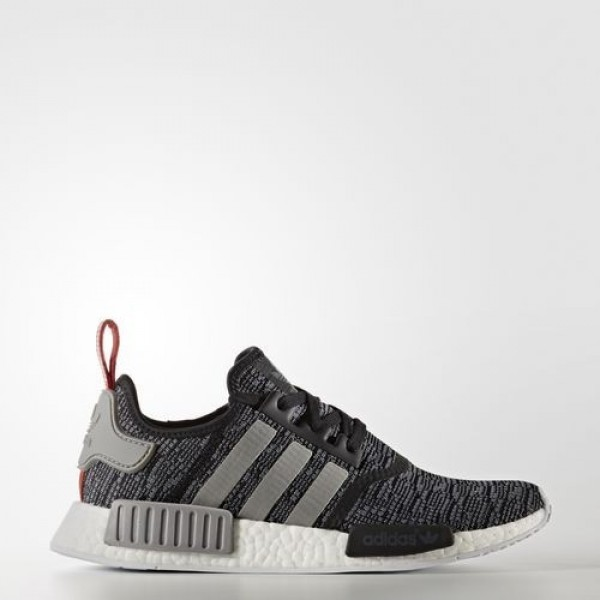 Adidas Nmd_R1 Femme Core Black/Dark Grey Heather S...
