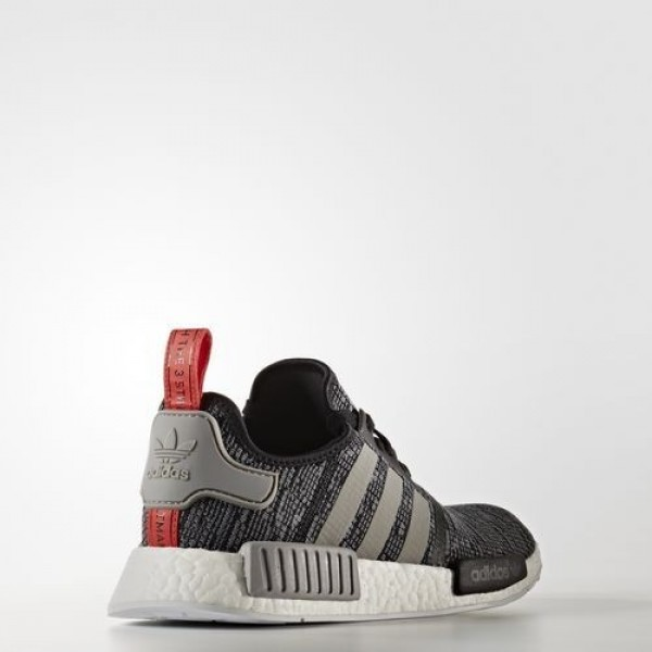 Adidas Nmd_R1 Femme Core Black/Dark Grey Heather Solid Grey Originals Chaussures NO: BB2884