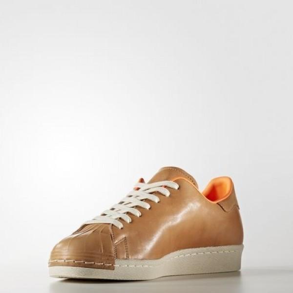 Adidas Superstar 80S Clean Homme Off White Originals Chaussures NO: BA7767