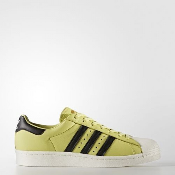Adidas Superstar Boost Homme Bliss Lime/Core Black...