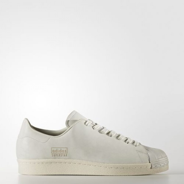 Adidas Superstar 80S Clean Femme Crystal White/Off...