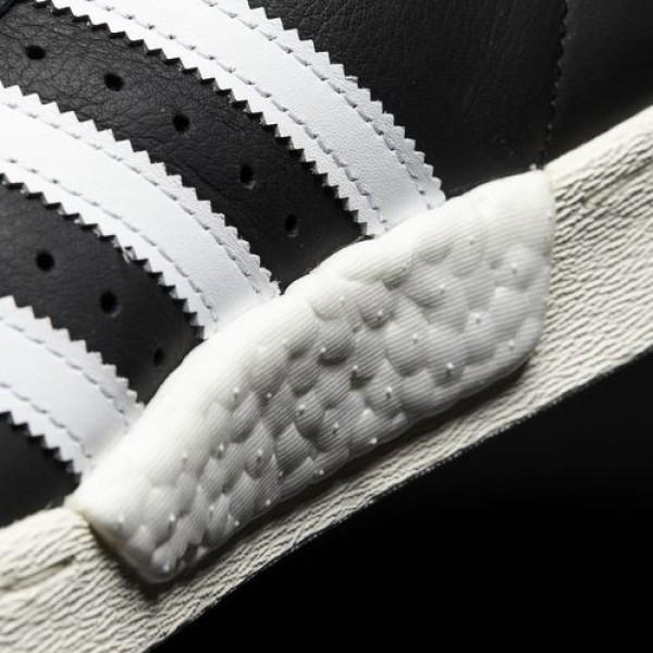 Adidas Superstar Boost Homme Core Black/Footwear White/Gold Metallic Originals Chaussures NO: BB0189