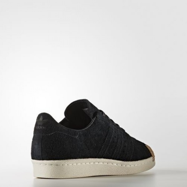 Adidas Superstar 80S Femme Core Black/Off White Originals Chaussures NO: BY2963