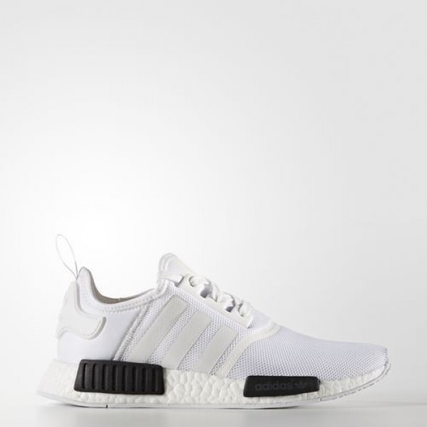 Adidas Nmd_R1 Femme White/ White/Core Black Origin...