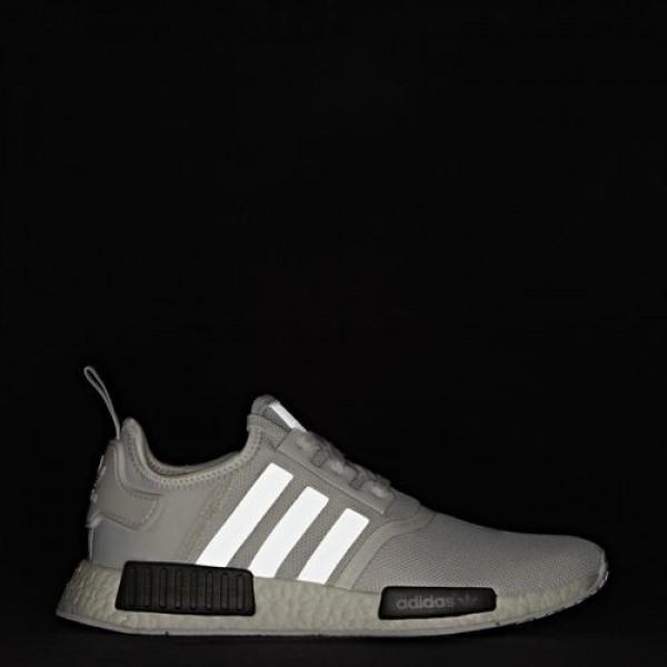 Adidas Nmd_R1 Femme White/ White/Core Black Originals Chaussures NO: BB1968