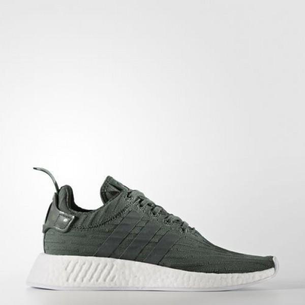 Adidas Nmd_R2 Femme Utility Ivy/Footwear White/Tra...