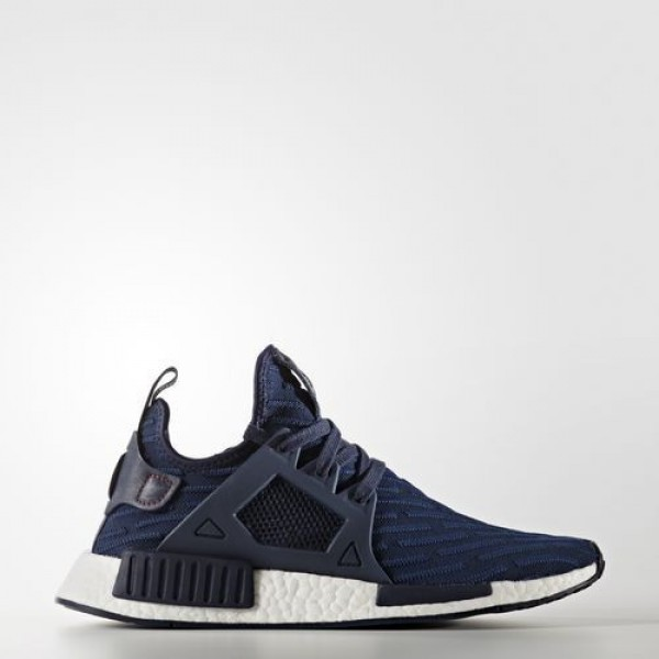 Adidas Nmd_Xr1 Primeknit Homme Collegiate Navy/Cor...