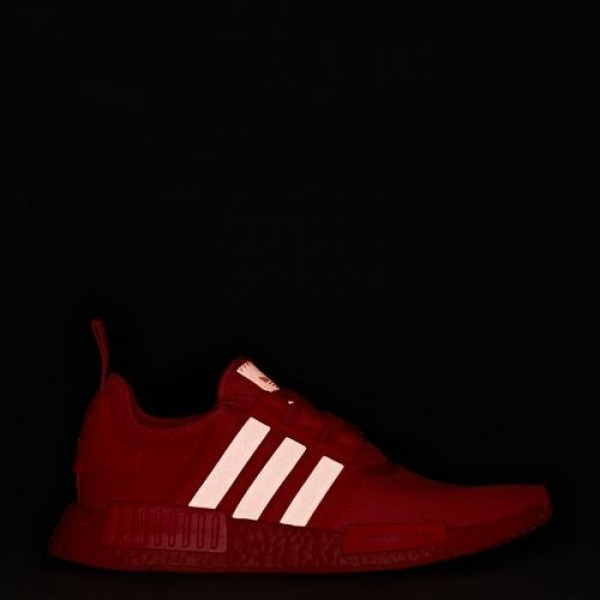 Adidas Nmd_R1 Femme Solar Red Originals Chaussures NO: S31507