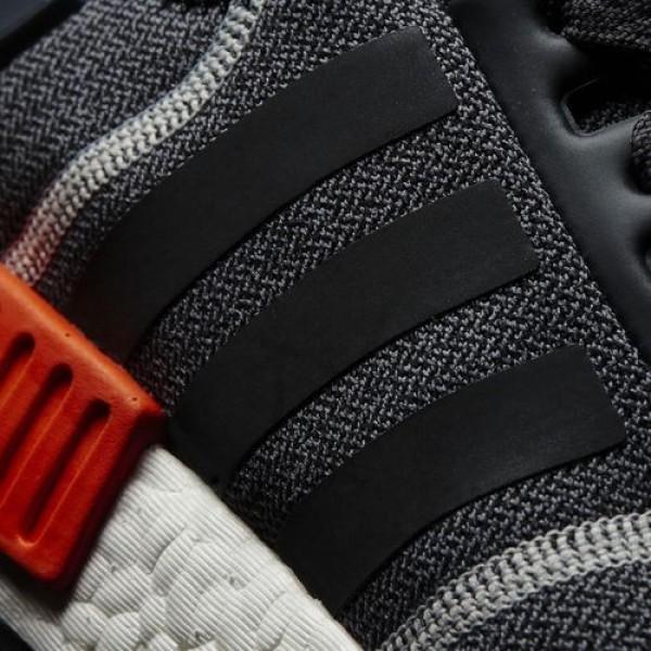 Adidas Nmd_R1 Femme Dark Grey/Dark Grey/Semi Solar Red Originals Chaussures NO: S31510