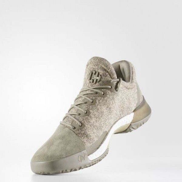Adidas Harden Vol. 1 Homme Trace Cargo/Linen Khaki/Footwear White Basketball Chaussures NO: BW0550
