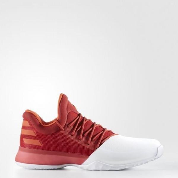 Adidas Harden Vol. 1 Homme Scarlet/Footwear White/...