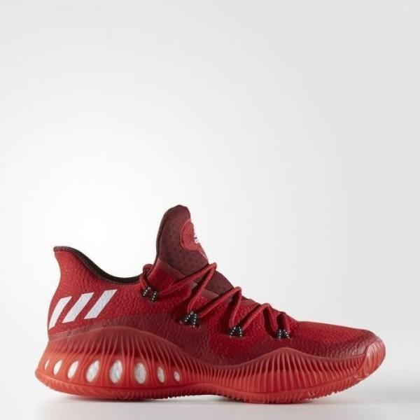 Adidas Crazy Explosive Low Homme Scarlet/Medium Gr...