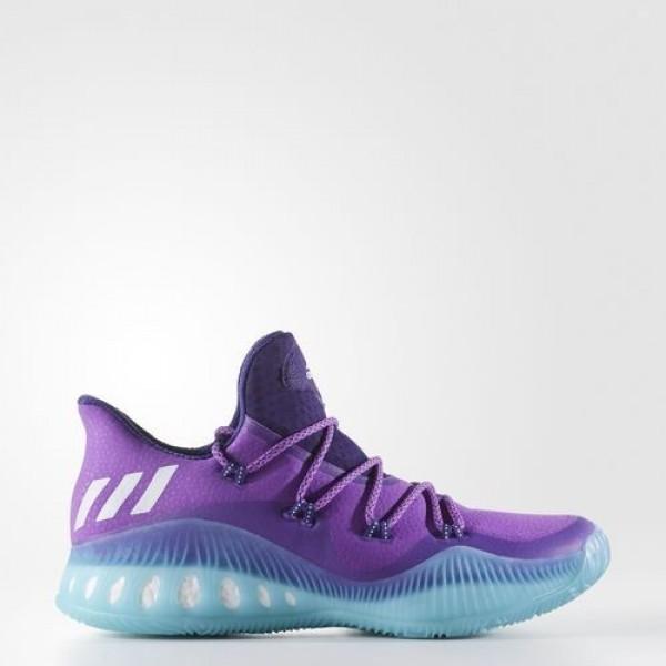 Adidas Crazy Explosive Low Homme Collegiate Purple...