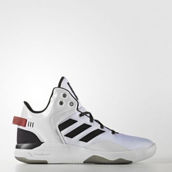 Adidas Star Wars Cloudfoam Revival Mid Homme Footwear White/Core Black/Scarlet neo Chaussures NO: AW4268
