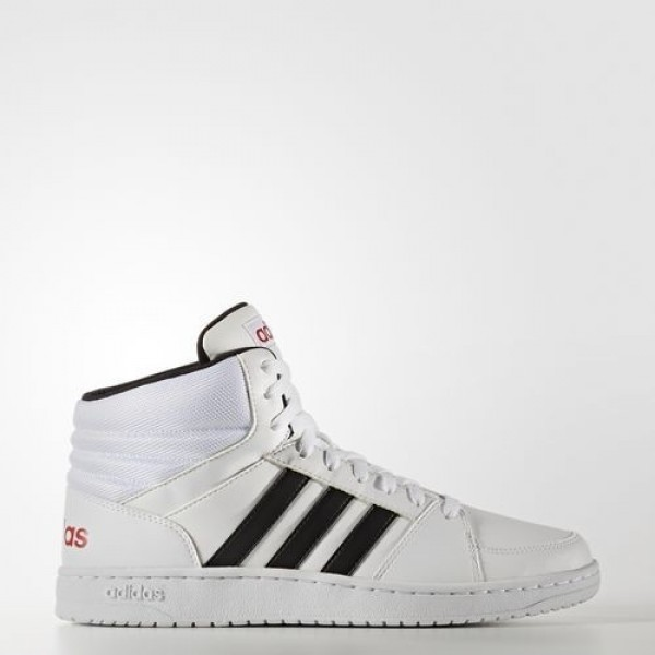 Adidas Vs Hoops Mid Femme Footwear White/Core Blac...