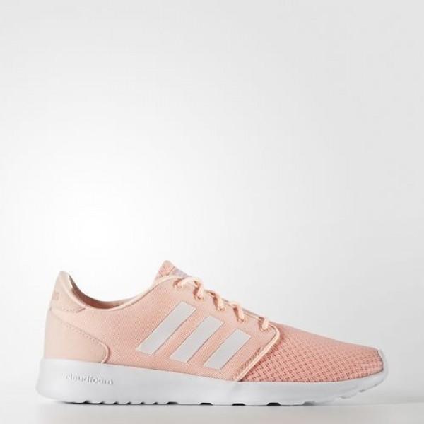 Adidas Cloudfoam Qt Racer Femme Haze Coral/Footwea...