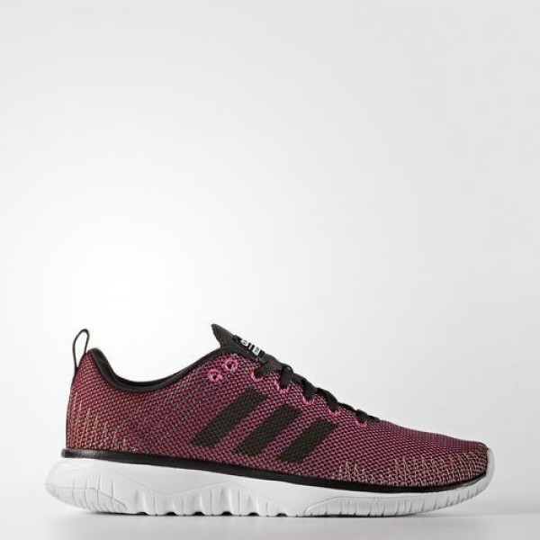 Adidas Cloudfoam Super Flex Femme Shock Pink/Core ...
