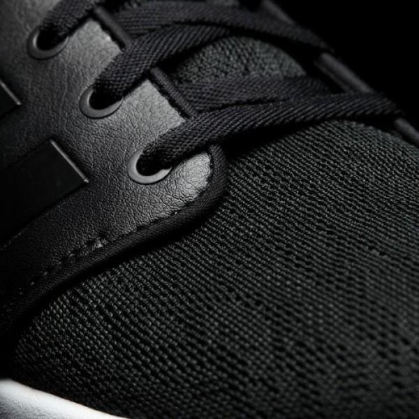 Adidas Cloudfoam Qt Racer Femme Core Black/Silver Metallic neo Chaussures NO: AW4017