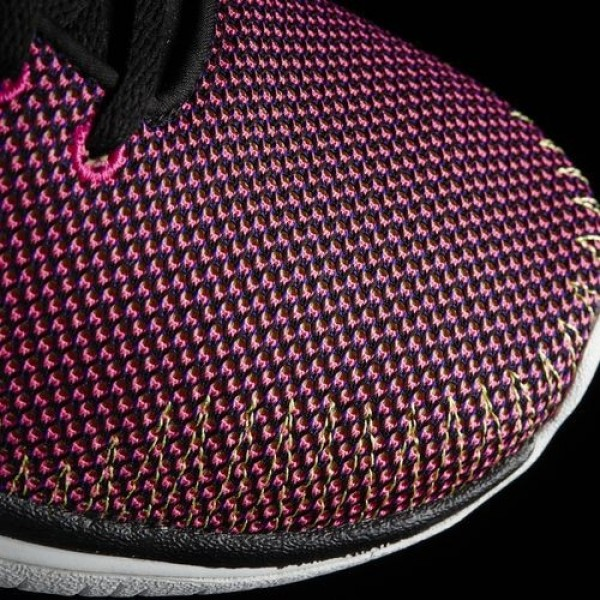 Adidas Cloudfoam Super Flex Femme Shock Pink/Core Black/Footwear White neo Chaussures NO: AW4207
