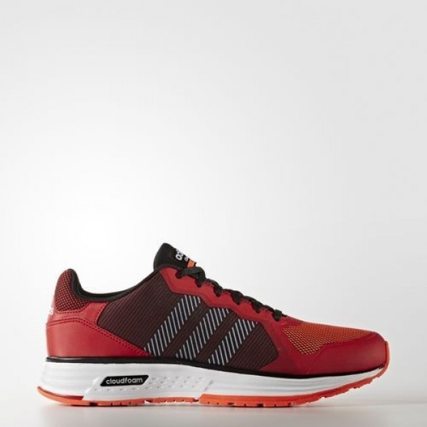 Adidas Cloudfoam Flyer Homme Scarlet/Core Black/So...