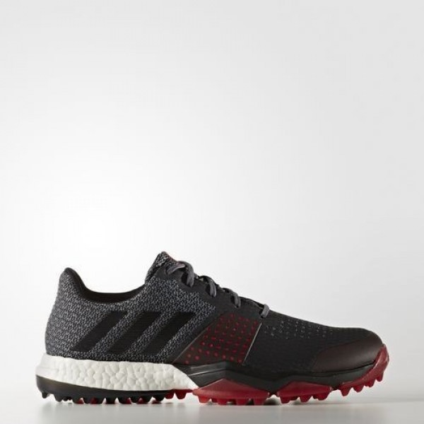 Adidas Adipower S Boost 3 Homme Onix/Core Black/Sc...