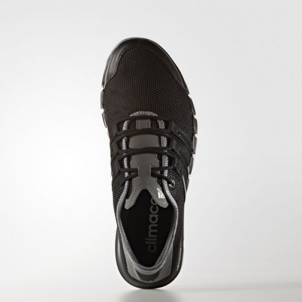Adidas Climacool St Homme Core Black/Dark Silver Metallic Golf Chaussures NO: F33526