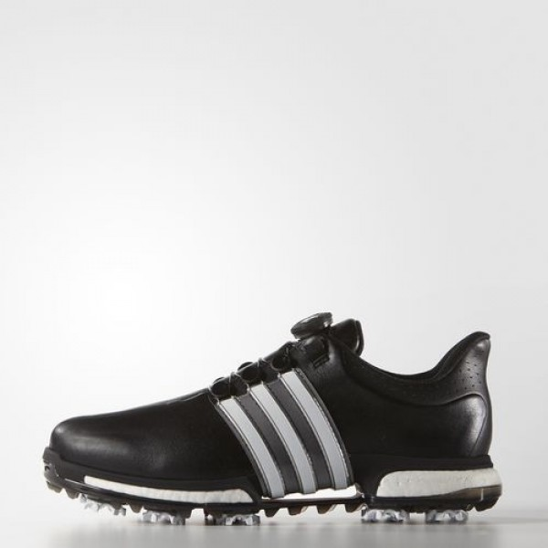 Adidas Tour 360 Boa Boost Homme Core Black/Footwea...