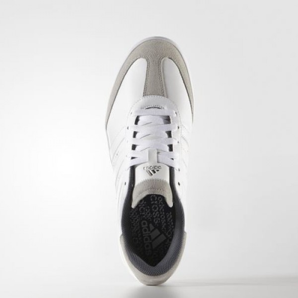 Adidas Adicross V Wd Homme Footwear White/Gum Golf Chaussures NO: F33426