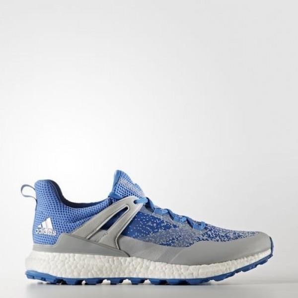 Adidas Crossknit Boost Homme Clear Onix/Blast Blue...