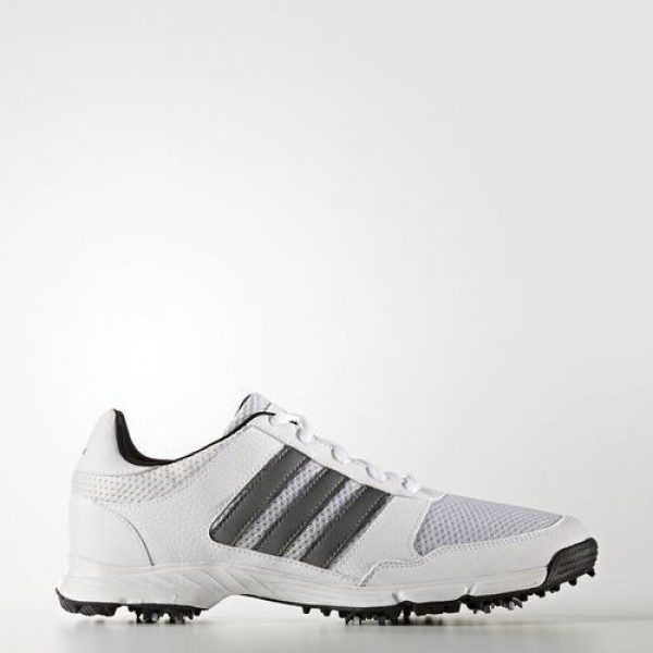 Adidas Tech Response Homme Ftwr White / Dark Silve...