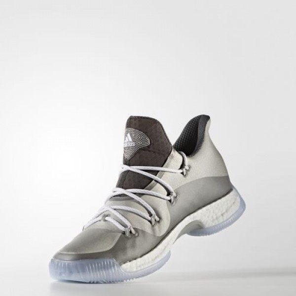 Adidas Crazy Explosive Low Homme Medium Grey Heather Solid Grey/Footwear White/Dark Grey Heather Solid Grey Basketball Chaussures NO: BB8364