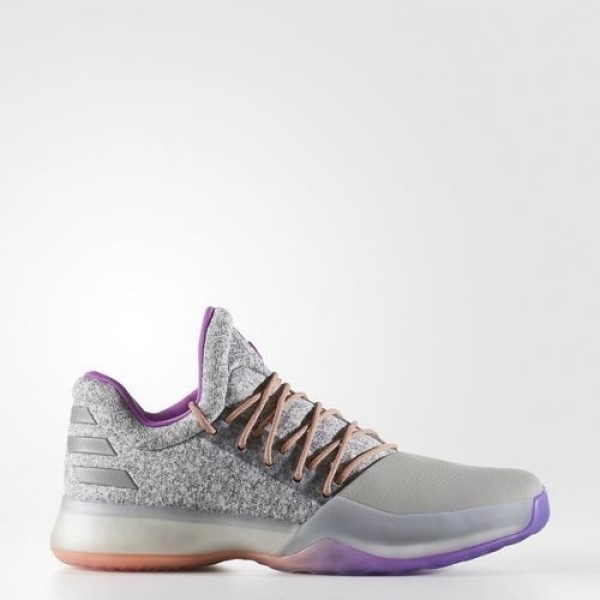 Adidas Harden Vol. 1 Homme Medium Grey Heather Sol...