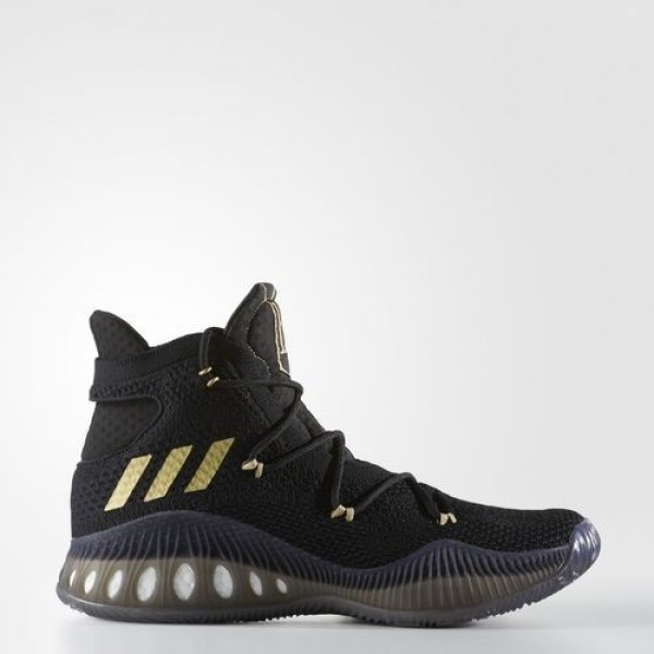 Adidas Crazy Explosive Primeknit Homme Core Black/...