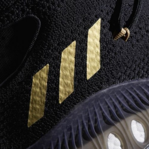 Adidas Crazy Explosive Primeknit Homme Core Black/Gold Metallic Basketball Chaussures NO: BB8371