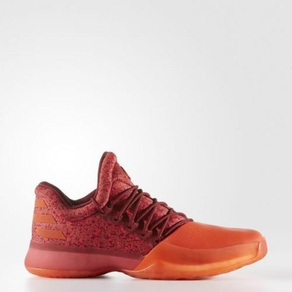 Adidas Harden Vol. 1 Homme Scarlet/Energy/Collegia...