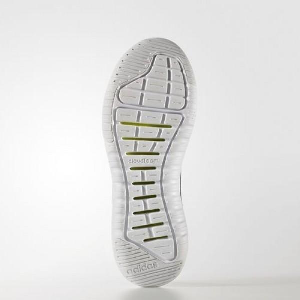 Adidas Cloudfoam Super Flex Femme Dark Grey Heather Solid Grey/Core Black/Footwear White neo Chaussures NO: AW4205