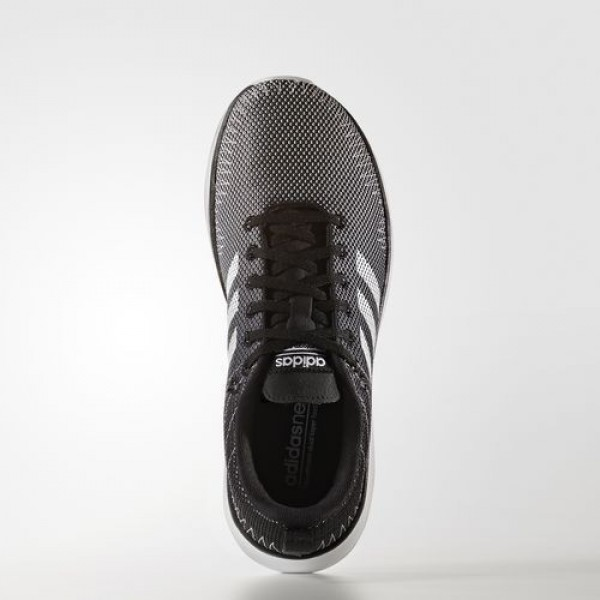 Adidas Cloudfoam Advantage Clean Femme Footwear White/Green neo Chaussures NO: AW3914