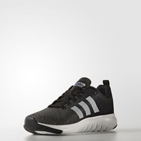 Adidas Cloudfoam Super Flex Homme Core Black/Footwear White/Onix neo Chaussures NO: AW4172