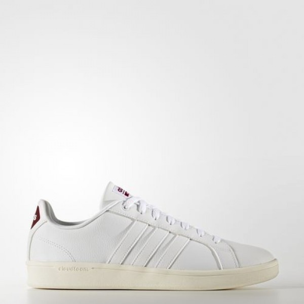 Adidas Cloudfoam Advantage Homme Footwear White/Co...