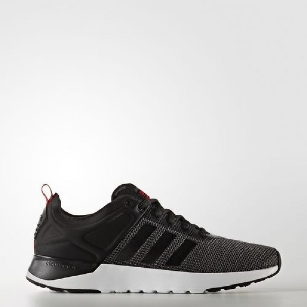 Adidas Cloudfoam Super Racer Homme Dark Grey Heath...