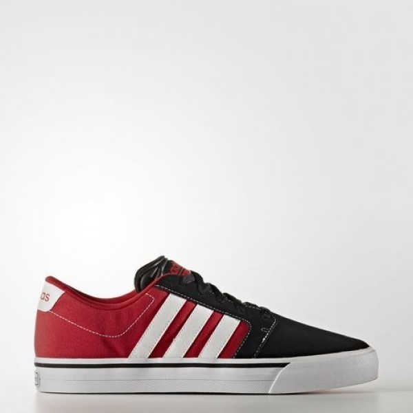 Adidas Cloudfoam Super Skate Homme Scarlet/Footwear White/Core Black neo Chaussures NO: AW3894