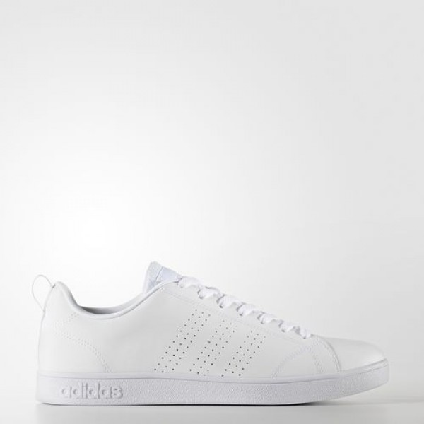 Adidas Vs Advantage Clean Homme Ftwr White / Ftwr ...